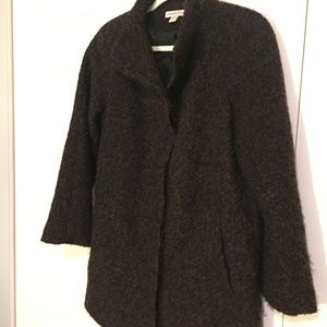Coldwater Creek Wool Blend Coat